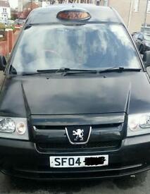 Peugeot expert e7 taxi