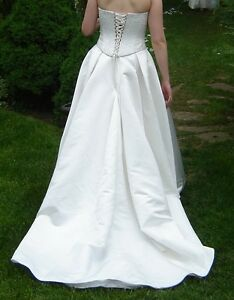 Wedding Dress (Size 8)
