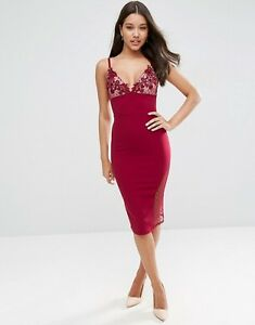 Lace Bodycon dress- US 6