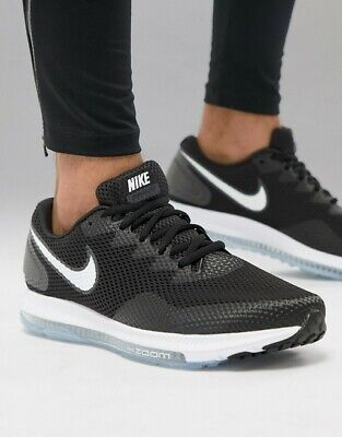 MENS NIKE AIR ZOOM ALL OUT LOW 2 BLACK WHITE TRAINING RUNNING ATHLETIC SHOES 2 Zoom Air Shoes