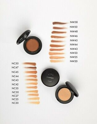 MAC STUDIO TECH FOUNDATION  10g (VARIOUS SHADES) 100% AUTHENTIC FAST DELIVERY