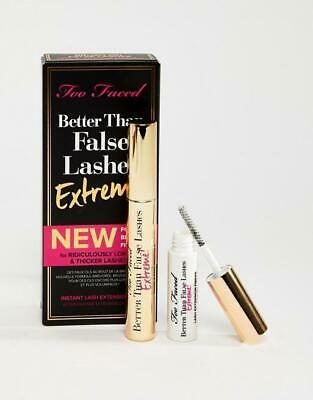 NIB TOO FACED Better Than False Lashes Extreme Instant Lash Extension