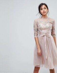 Party/prom dress - blush pink