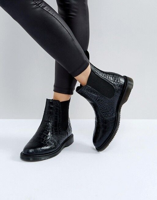 NEW WOMENS PROFILE BLACK FAUX SUEDE LONG BOOTS SHOES UK 3 RRP £45