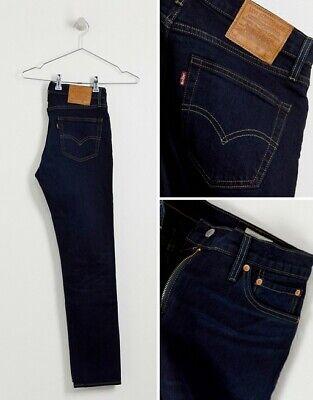 Genuine LEVIS 511 Men's Slim Fit Jeans trousers 3 Colours All Sizes