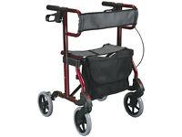 Diamond Rollator walker - mobility aid