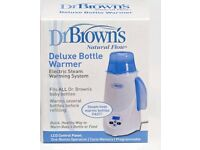 Dr Brown's Natural Flow Bottle Warmer