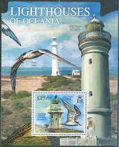 SOLOMON-ISLANDS-2012-LIGHTHOUSES-SOUVENIR-SHEET-MINT-NH