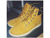 Size 3 Timberland boots