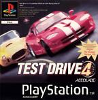 Test Drive 4 (Playstation 1)