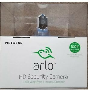 Netgear Arlo home security system