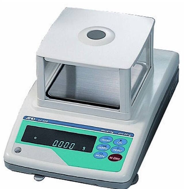 A&D AND GF300N GF-300N Precision Balance Scale