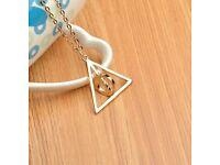 Harry Potter Gold Necklace