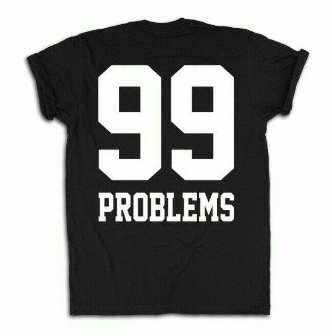 99 PRBL Special - Mens T-Shirts (Short Sleeve, Round Neck) Big 1X