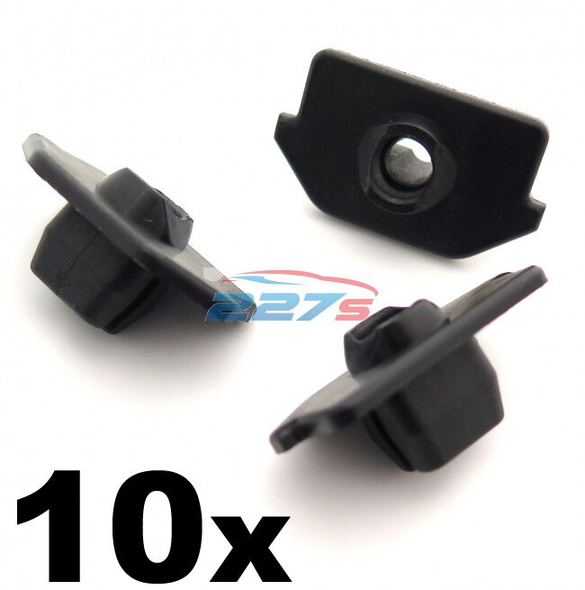 10x Bumper Corner to Wing Mounting Grommets- Fit some Lexus & Toyota models
