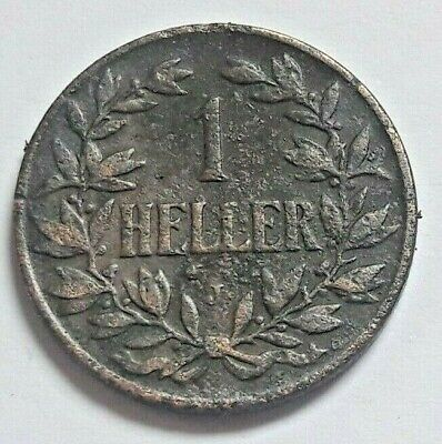 Deutsch Ostafrika 1 Heller 1907 J - Deutsche Kolonie im Kaiserreich heute Kenia