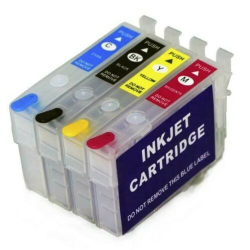 Empty refill cartridges for epson