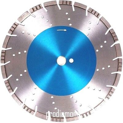 18powerful Original All Cut Pro Diamond Saw Blade Reinforce Concrete Stone-best