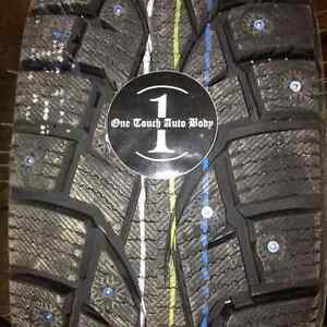 BRAND NEW WINTER TIRES 175/65/R14 @1TOUCH AUTOBODY