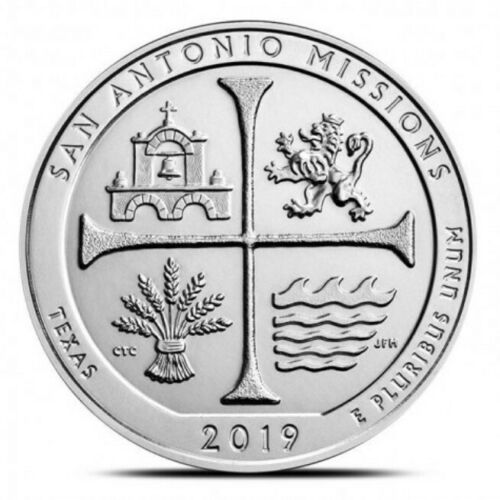 2019 ATB 5 oz Texas San Antonio Missions Nat