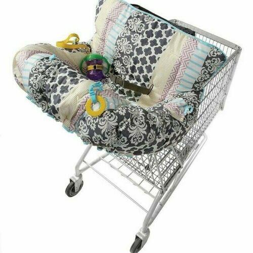 Infantino Plenty Shopping Cart Cover EUC