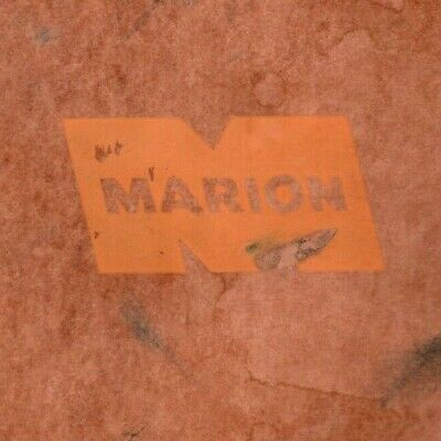 Marion 372 Power Shovel General Operation And Maintenance Manual Ohio Devilbiss