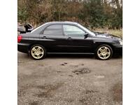 Subaru impreza PPP wrx