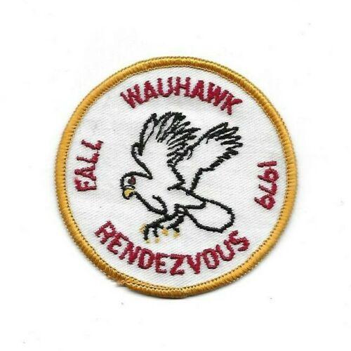 1975 Wauhawk District Fall Rendezvous