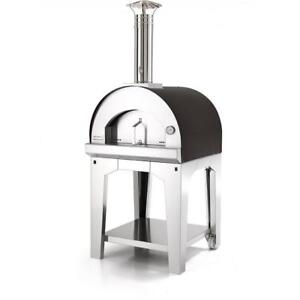 Fontana Wood-fired Pizza Oven used once! Full Warranty