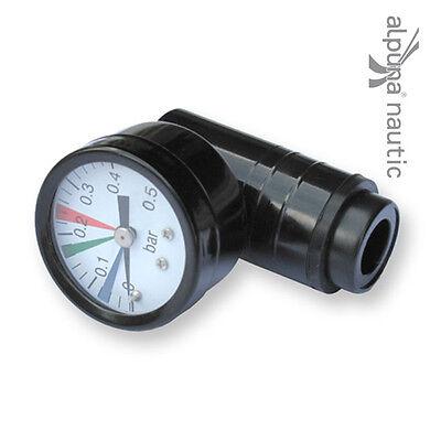 Luftdruck-Messgerät ( Gauge / Druckgauge ) für Ventile Typ A