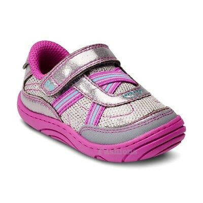 Toddler Girls Stride Rite Suprize Sneakers Shoes NWOB C373