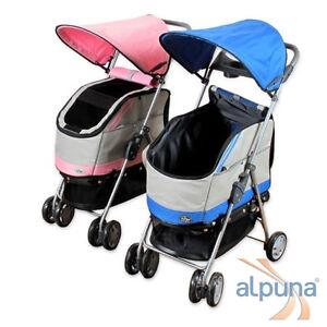Hundebuggy-Pet-Stroller-Hundewagen-Katzenwagen-Buggy-PACCO