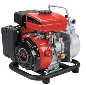 HOC CWP79 - 1 INCH 79cc GASOLINE ENGINE CLEAR WATER PUMP - 35 GPM + 90 DAY WARRANTY + FREE SHIPPING