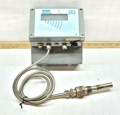 Dresser Roots Ptzlog Micro Corrector W Probe 5-15 Vdc 10ma Ml272-xe 33131