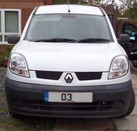 Renault Kangoo 1.5 Dci MOT May 2018