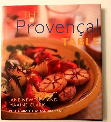 Cookbook 160, The Provencal Provisions By Maxine Clark, Pasta Bread Fish Soup Dessert