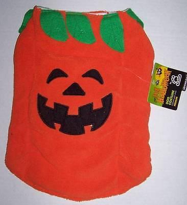Pumpkin Halloween Costume for Pets Dog Cat Medium NWT](Medium Dog Costumes For Halloween)