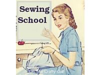 WANTED. BEGINNERS SEWING CLASSES IN OR AROUND KILMARNOCK