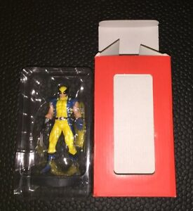 X-Men Wolverine Statue Figurine Marvel Eaglemoss Fact Files