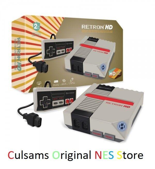 Hyperkin RetroN 1 HD Gaming Console for Original Classic