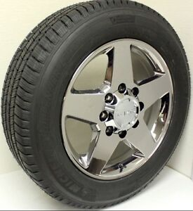 4 mint condition gmc rims and tires