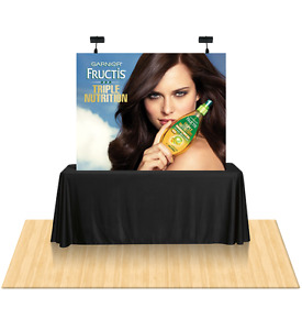 Table Top Displays with High-Resolution Graphics
