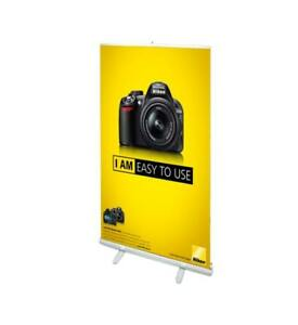 Large Range | Cost Effective Pull Up Display Stand - Display Sol