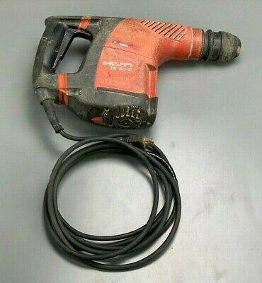 Hilti Te 30 Avr Hammer Drill In Hard Case Te30 Te-30