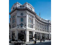 REGENT STREET Office Space to Let, W1B - Flexible Terms | 2 - 85 people