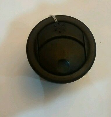 2000-2005 MITSUBISHI ECLIPSE DASH VENT DIVERTER Black OEM PART Chrysler HEATER