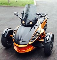Can Am Spyder , RSS 2013