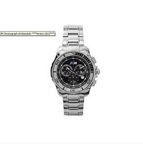 Original BMW //M Chronograph Armbanduhr Uhr ***NEU/OVP***