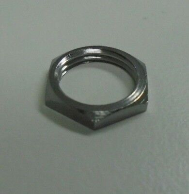 Hexagonal Nut Panel Thread 1532 - 32 Lot Of 10 Pcs Push Button Toggle Switch