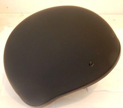 Zox Helmet old school Beanie Matte Black DOT Size Medium thru XX-Large New